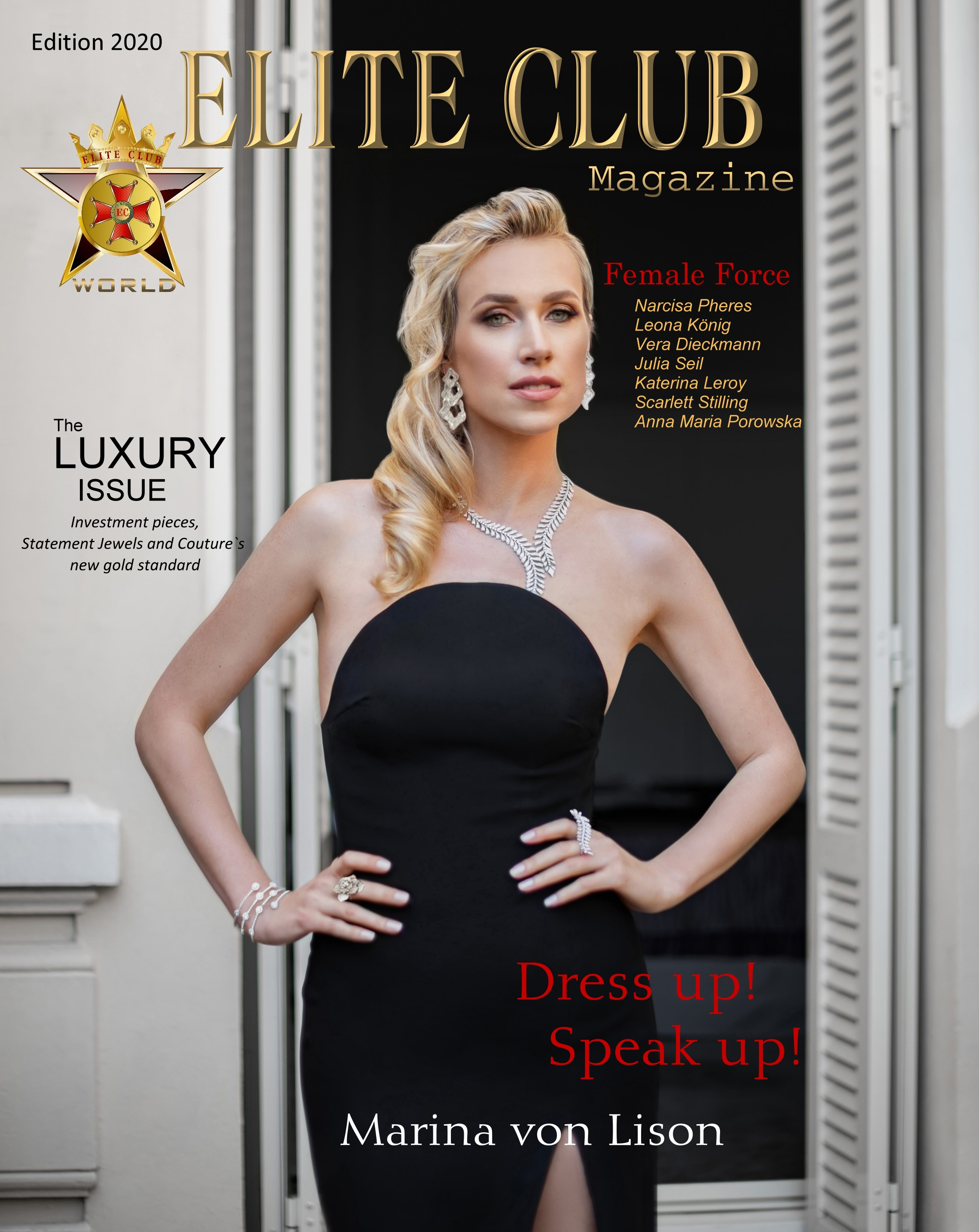 Ende-COVER ELITE CLUB- MAGAZINE-31.5.20